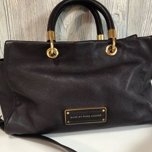 Marc by Marc Jacobs Brown Leather Purse